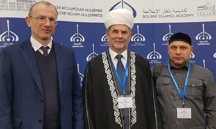Супьян Курбанов на Мусульманском Форуме