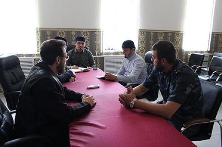 В Отделе ФСИН Ингушетии создана Межрелигиозная группа