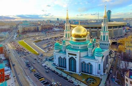 В российских городах-миллионниках построят мечети