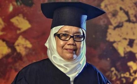 Мусульманка доказала, что учиться никогда не поздно