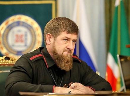 Рамзан Кадыров в Книге рекордов России