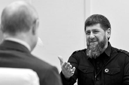 Рамзан Кадыров встретился с Владимиром Путиным