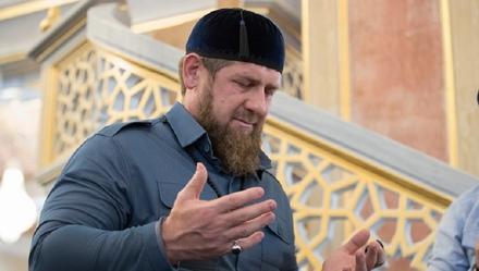 Рамзан Кадыров посетил святыни Иордании