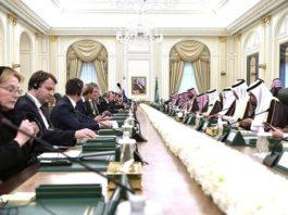Российско-саудовские переговоры