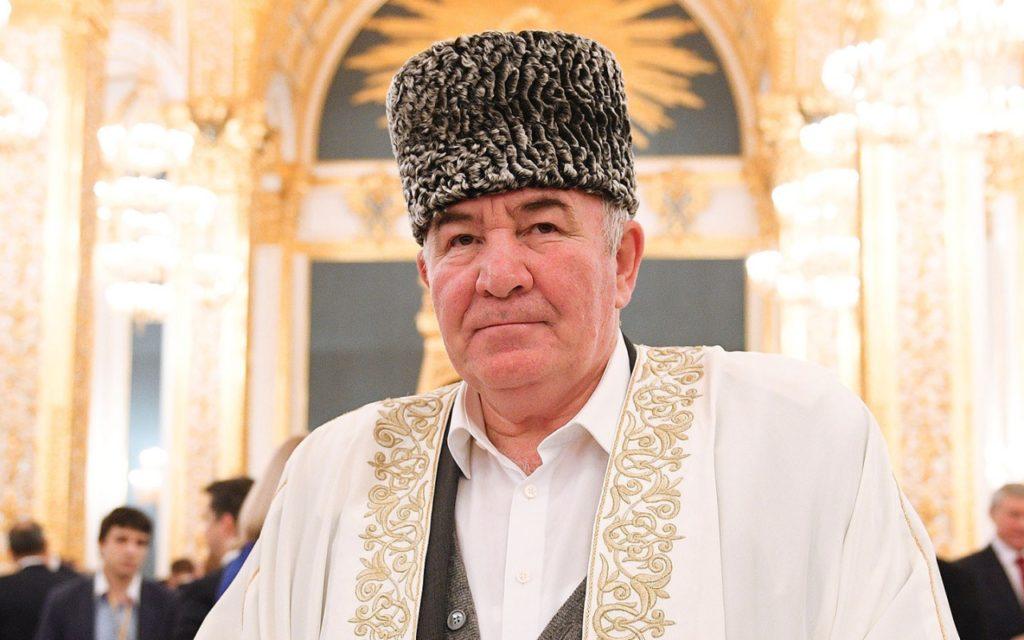 Бердиев Исмаил Алиевич