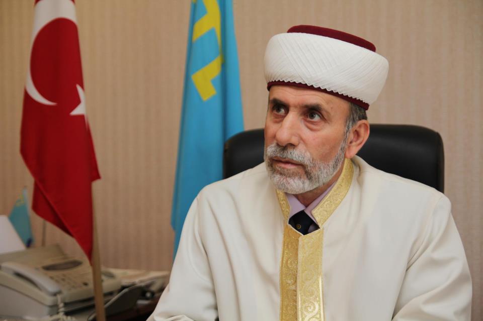 Муфтий мусульман Крыма хаджи Эмирали Аблаев
