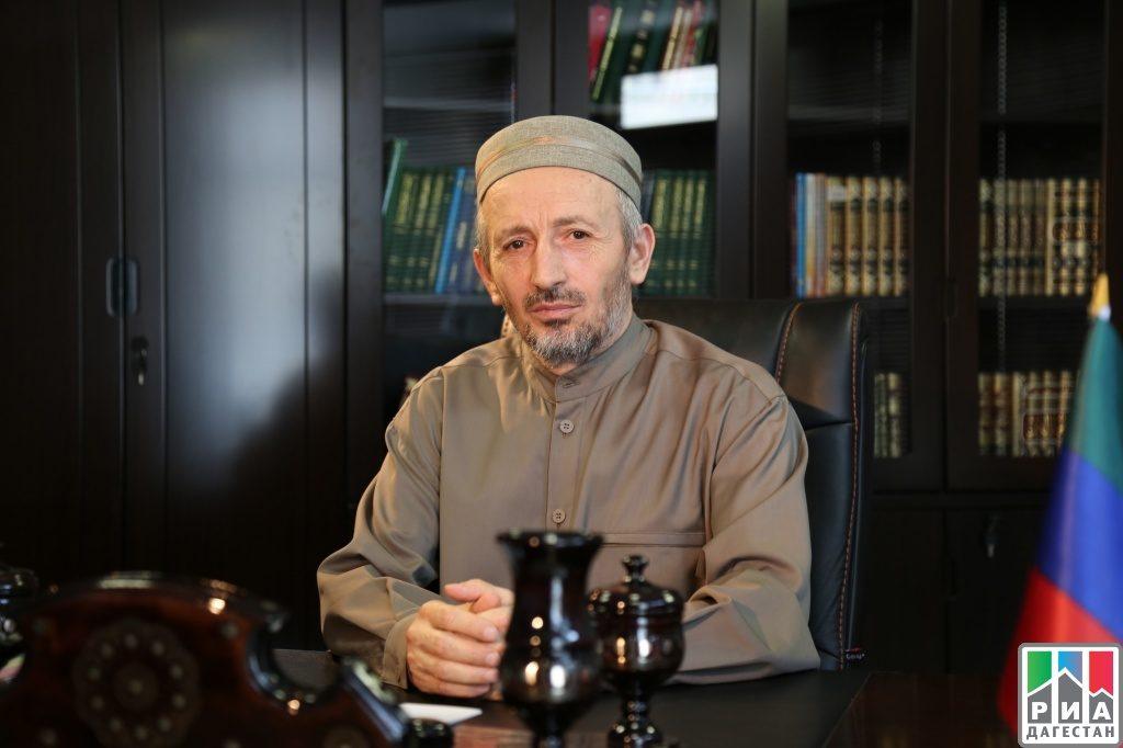 муфтий Ахмад-хаджи Абдулаев